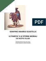 LE PARITA E LE STORIE MORALI