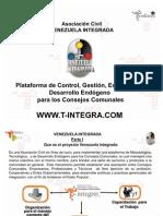 Presentacion Venezuela Integrada Ultima