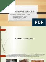 FURNITURE EXPORT.pptx