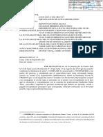 3 Resoluc N° 37 del 37° Juzg Civil EJECUTORIADO