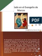 Discipulado en el Evangelio de Marcos