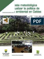Cartilla Informe CIDEAC