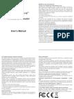 LINDY 52042 Manual Copy