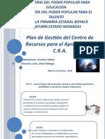 plan gestión RPA
