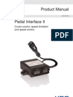 Product Manual Pedal Interface II[1]