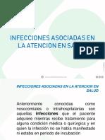 INFECCIONES ASOCIADAS EN LA ATENCION EN SALUD (2)