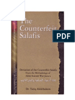Counterfeit  Salafis