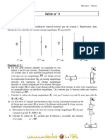 Série d'exercices  N°3 - Physique Chimie - 3ème Sciences exp (2010-2011) Mr Adam Bouali.pdf