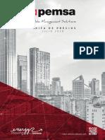 2020007 Pemsa Tarifa de Precios Julio 2020