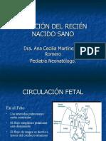 ATENCIÓN DEL RECIÉN NACIDO SANO