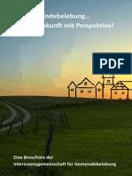 IfG_Broschüre zur Gemeindebelebung