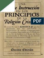 El Catecismo Bautista (ed. 1695) - Legado Bautista Confesional.pdf