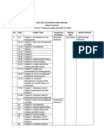 AE22 COST ACCOUNTING AND CONTROL-FINALS