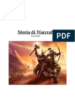 Lore Completo Warcraft (riassunto)