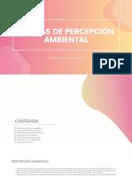 Teorias de percepción ambiental - Andrea Jimena Fuentes Alvarado