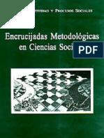 Encrucijadas Metodologicas en Ciencias Sociales