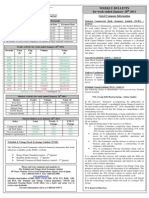 TTSE Weekly Bulletin 28.01.11