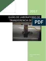 LABORATORIO DE TRANSFERENCIA DE CALOR