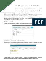 CONTROLE DE QUALIDADE ESTOQUE Baixa do CQ MATA175 (1)
