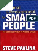 Стив Павлина - персональное развитие умного человека.pdf