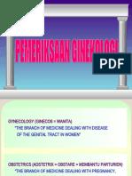 Copy of Pemeriksaan Ginekologi