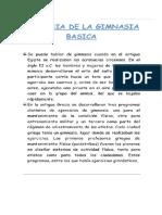 TÉCNICA DE LOS EJERCICIOS EN COLCHONETA