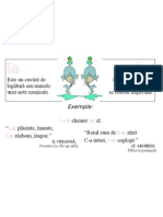 Plansa Ortograme - La, L-A