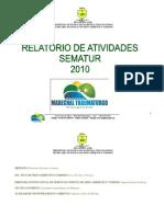 Marechal Thaumaturgo_Relatório de Atividades_2010