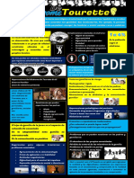 infografia  salud familiar sindrome de tourette