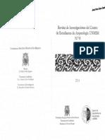 2014. (8)p29. Explorando dominios; prediciendo organizaciones estatales a partir de centros. Renfrew, C.; Level, E