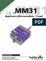 Manual de instalacion AMM31_ES