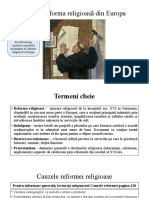 Tema Reforma religioasa-din-Europa 1