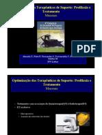 D110 Optimização das Terapêuticas de Suporte - Mucosas