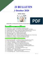 Bulletin 201001 (HTML Edition)