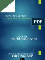 EMPRENDIMIENTO_clase