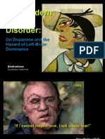 Postmodern Stress Disorder