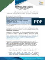 Guía de actividades y rúbrica de evaluación - Unidad 1 - Tarea 1 - Consulta documental relacionada con una temática de interés de ciberseguridad.pdf