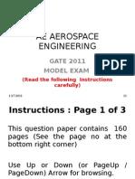 AE G2011 Model 001