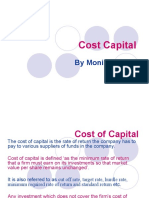 Cost of Capital(2)