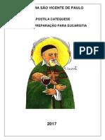 Apostila de Catequese - 2 Ano de Preparação para Eucaristia - Paróquia São Vicente.pdf