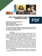 T - SEXTO TEXTO FORMATIVO PARA TODOS OS MEMBROS DO GRUPO.pdf