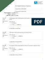 EXAMEN TECNICAS DE DIRECCION EN EQUIPO