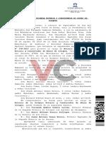 152 - Terna de Notario y Conservador de Minas de Illapel