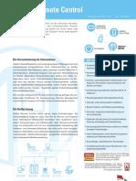 Datasheet-NetOp Remote Control 200804de