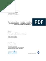 Diplomarbeit Markus Haßfurter