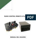 RADIO CONTROL REMOTO ATLAS COPCO SKL