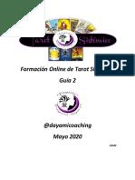 Guia de Tarot Sistemico 2 Formación Online 05-2020