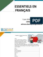 LES ESSENTIELS EN FRANÇAIS II partie (1).pdf