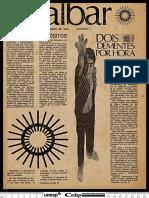 7. Delbar, 1965, Setembro, Ano 1, Nº 1