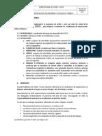 SUBPROGRAMA DE ORDEN Y ASEO DORANY